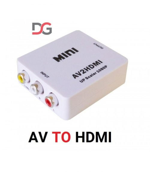 تبدیل AV به HDMI