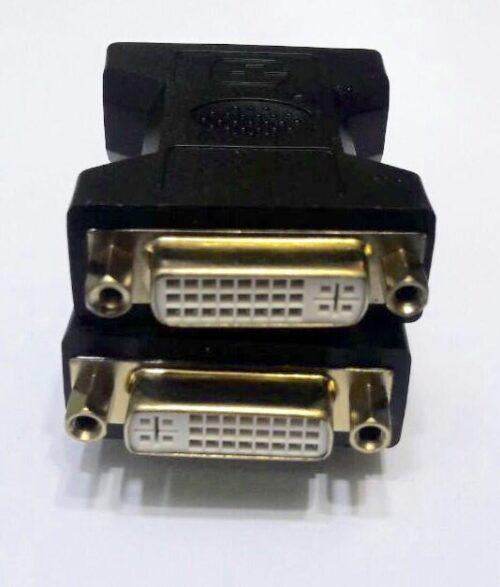 برل دوسر ماده رابط بین دو کابل DVI