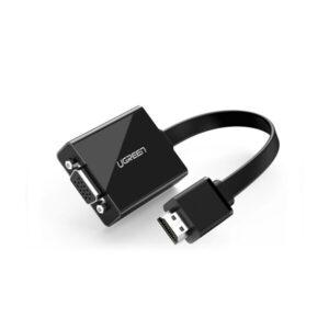 HDMI-TO-VGA+AUDIO