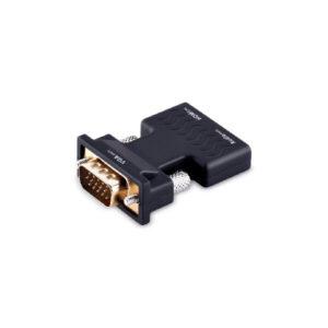 HDMI-FEMALE-TO-VGA-MALE-CONVERTER+AUDIO