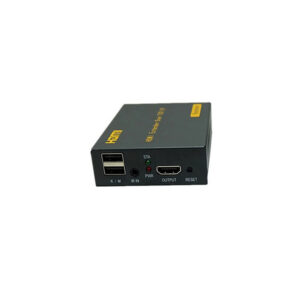 HDMI-2IN1-OVER-UTP-CABLE-EXTENDER+2-USB-PORT