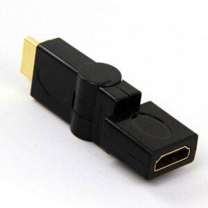 HDMI-TO-MINI-HDMI-90-360-DEGREE-ADAPTER
