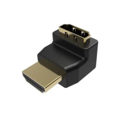 HDMI FEMALE TO HDMI MALE 90 DEGREE