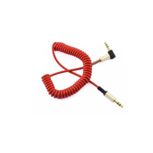 AUX-1-TO-1-90-DEGREE-RED-SPRING-CABLE